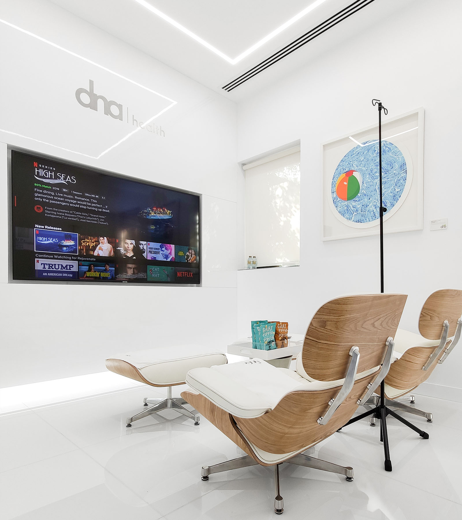 DNA IV Room mobile