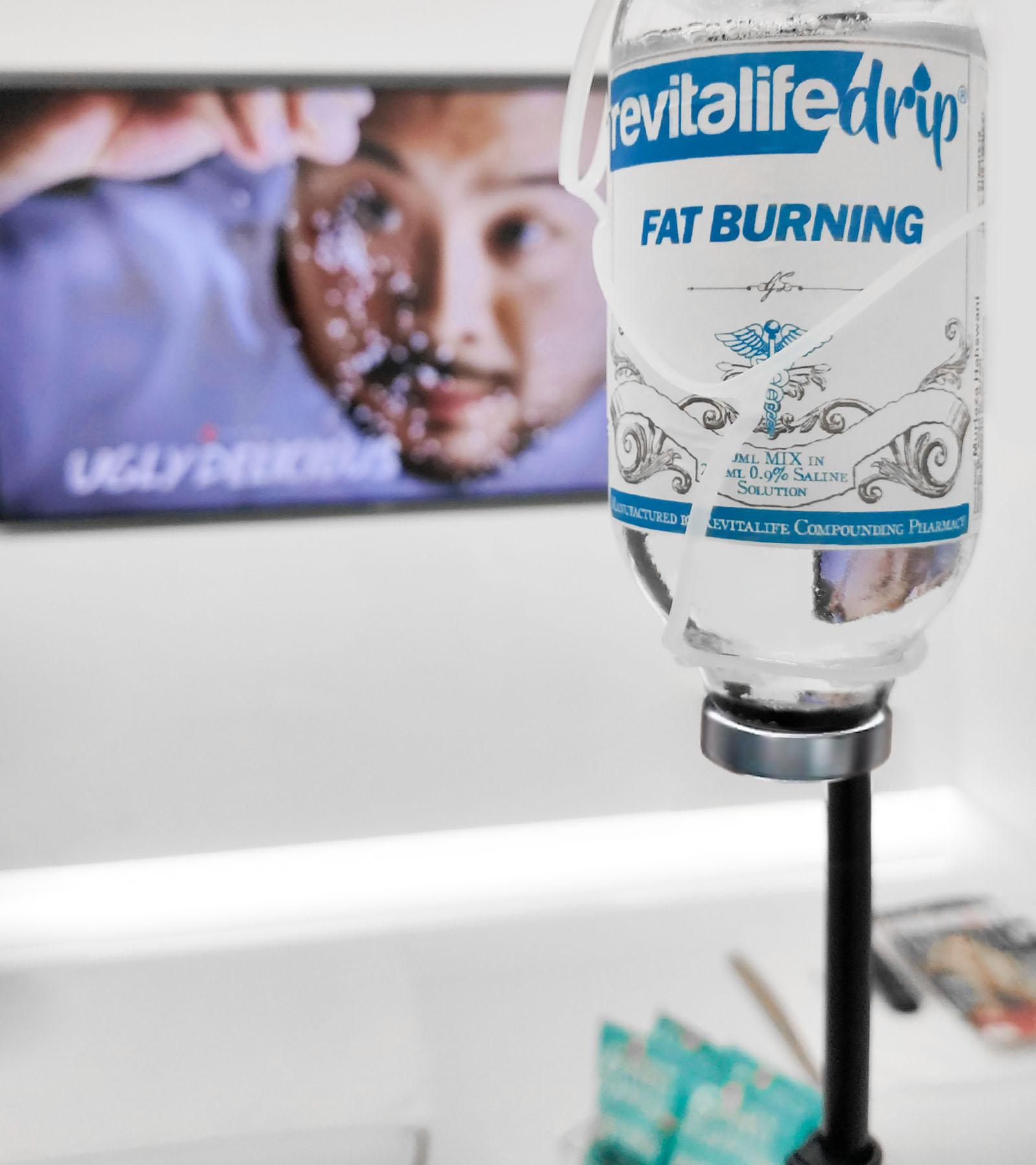 Revitalife drip fat burner
